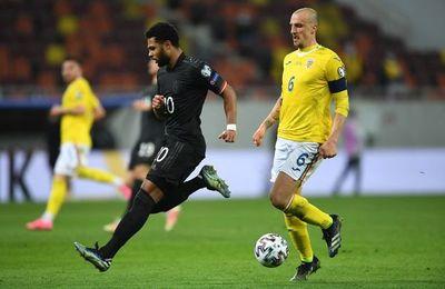 Alemania se lleva el triunfo de Rumanía con solitario gol de Gnabry