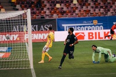 Gnabry le da el triunfo a Alemania sobre Rumania