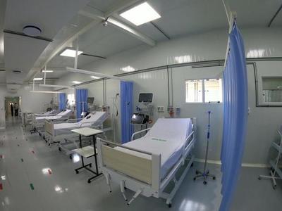 Construirán 7 hospitales más a pesar de que ya no contar con médicos de UTI