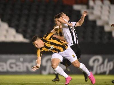 Guaraní rescata un empate y evita que Libertad se escape