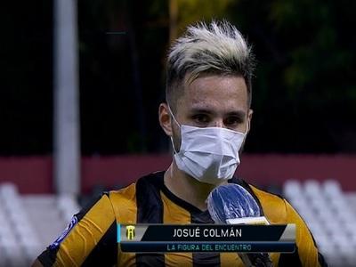 """Colmán avisa: """"Todavía queda un tramo largo"""""""