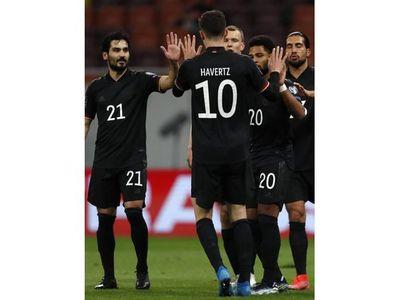 Alemania logra récord europeo