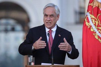 El presidente de Chile pidió aplazar las elecciones previstas para abril por la nueva ola de Covid-19