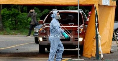 """La Nación / Fronteras con Brasil: """"Están aumentando los controles y estamos exigiendo el PCR"""""""