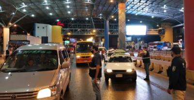 Migraciones registró más de 170 paraguayos que fueron a vacacionar al Brasil