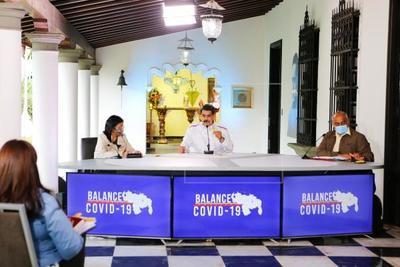 """Maduro propone cambiar """"petróleo por vacunas"""" para conseguir inmunizantes contra el Covid-19"""