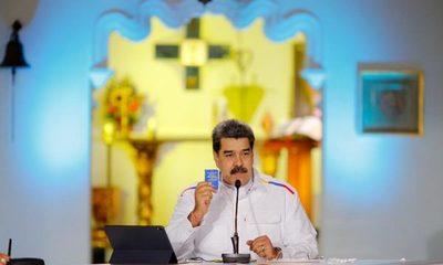 Nicolás Maduro ofrece «petróleo por vacunas»