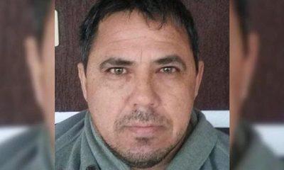 "Recapturan a Jorge Teófilo Samudio, alias ""Samura"""