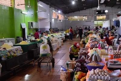 Feria municipal permanecerá abierta hasta el miércoles