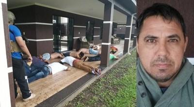Detienen en Brasil al narcotraficante paraguayo más buscado