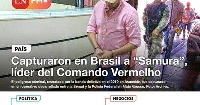 La Nación / LN PM: Las noticias más relevantes de la siesta del 29 de marzo
