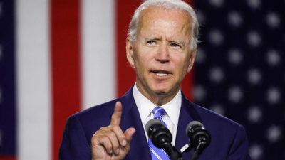 """""""Estamos lejos de ganar la guerra contra el covid-19"""", afirma Joe Biden"""