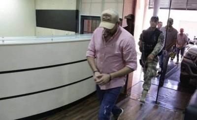 """Recapturan a """"Samura"""" tras operativo entre SENAD y la Policía Federal"""