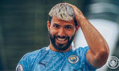 Sergio Agüero dejará al Manchester City al final de temporada