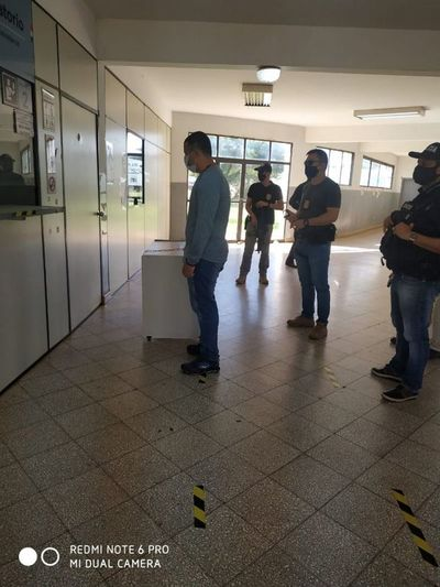 Expulsan del país a supuesto integrante del Primer Grupo Catarinense detenido en Pedro Juan Caballero