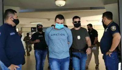 Expulsan del país a miembro de la facción PGC detenido en Pedro Juan