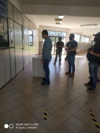 Expulsan a supuesto integrante del Primer Grupo Catarinense detenido en Pedro Juan Caballero