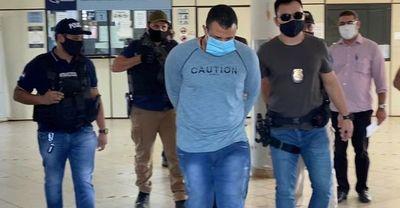Miembro de facción criminal brasileña es expulsado del país