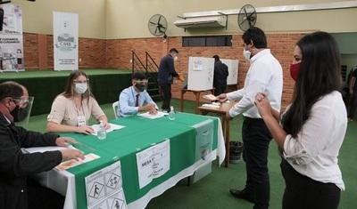 Elecciones municipales ya no tiene vuelta atrás, según diputado colorado.