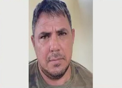 """Samura"" fue recapturado en Brasil"