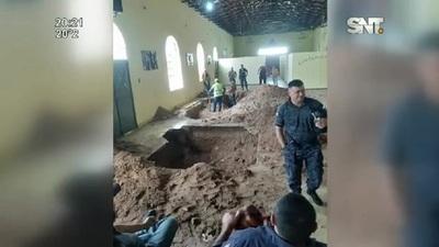 Túnel en Tacumbú: Ingeniería delictiva