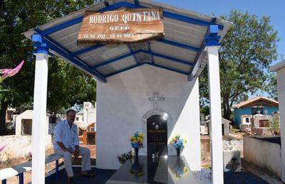 Tras asesinato de Rodrigo Quintana, intentaron instalar varias mentiras