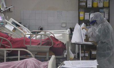 El 50% de fallecimientos en Clínicas durante el fin de semana fueron por Covid-19
