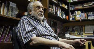 Humberto Rubín dio positivo al COVID