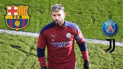 ¿Dónde jugará Sergio Agüero?