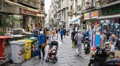 Población italiana sufre la mayor disminución en un siglo