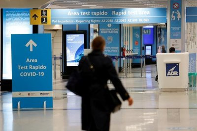 Italia impondrá una cuarentena de cinco días a los viajeros procedentes de la Unión Europea