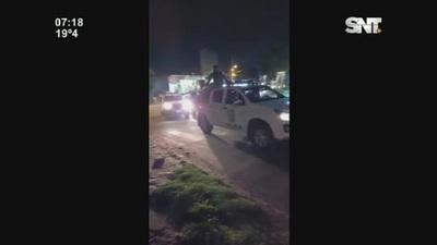 """Luque: Intervención policial ante denuncia de """"Piki"""""""