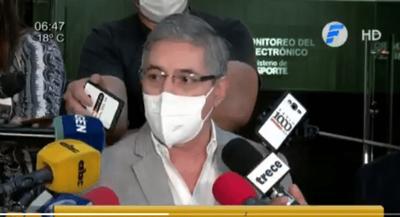 César Ruiz Díaz: ''No existe ninguna regulada''