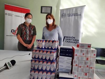 DIBEN entrega medicamentos a pacientes internados por Covid-19 – Prensa 5