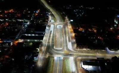 Multiviaducto CDE: Tránsito aun no está habilitado, recuerda Itaipu