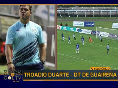 Troadio Duarte en contacto con Rock & Gol TV
