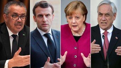 Un grupo de líderes mundiales promueve un tratado internacional contra futuras pandemias