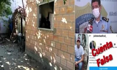 Detenido por usurpar identidad del Ministro de Salud en redes sociales