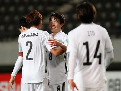 Goleada histórica de Japón en las Eliminatorias de Asia