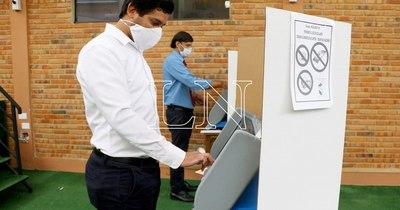 La Nación / No está en la agenda del TSJE prorrogar elecciones municipales, asegura Salas