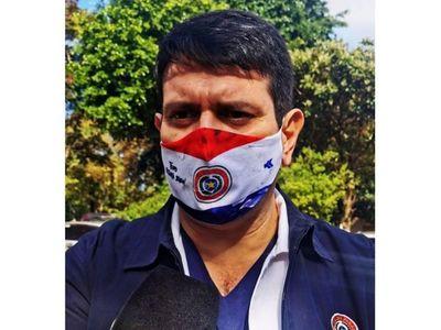 Carlos Pallarolas declina su precandidatura a intendencia de CDE