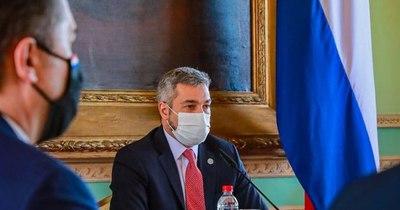 """La Nación / """"Rotundo fracaso"""", califica Arévalo a la gestión sanitaria de Abdo, tras su discurso"""
