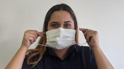 Infectóloga insta a evitar llevarse las manos al rostro