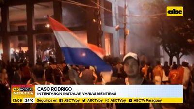 Intentaron instalar varias mentiras en el caso Rodrigo Quintana, cuenta su padre