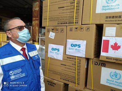 Retiran confianza a Luis Escoto, representante de la OPS y OMS
