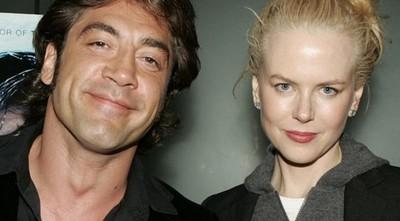 Bardem empieza a rodar 'Being The Ricardos' con Nicole Kidman y Aaron Sorkin