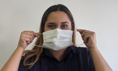 Infectóloga de Clínicas insta a evitar llevarse las manos al rostro para evitar contagios