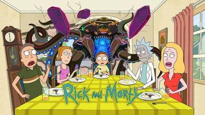 Anuncian nueva temporada de Rick and Morty