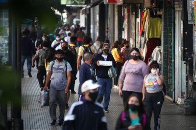 La economía de Argentina creció 1,9 % en enero frente a diciembre de 2020