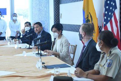 EE.UU. impulsa control aduanero más eficiente contra el narcotráfico en Ecuador